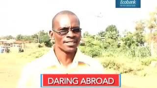 Daring Abroad - [GENERIC PROMO] - By Alex Chamwada