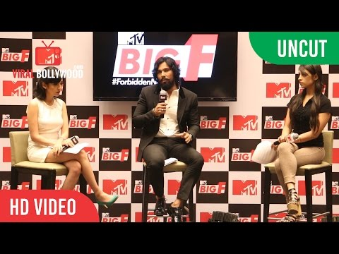 Video UNCUT - MTV BIG F Season 2 Launch | Randeep Hooda | Viralbollywood download in MP3, 3GP, MP4, WEBM, AVI, FLV January 2017