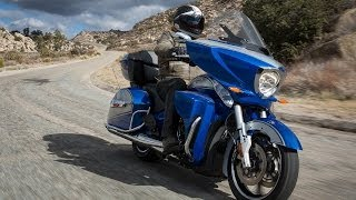 3. 2014 Victory Cross Country Tour - V-Twin Touring Part 2 - MotoUSA