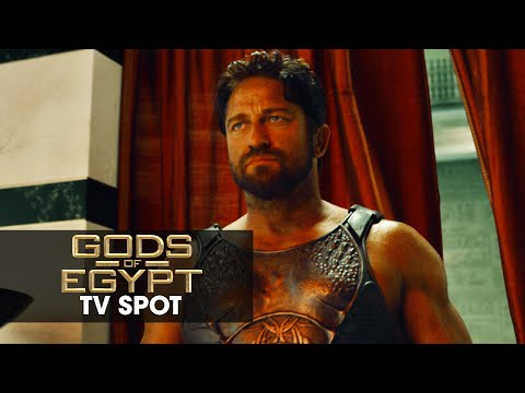 Gods of Egypt (TV Spot 'God vs. God')