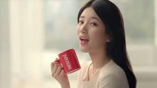 Suzy Bae for Nescafe Korea Fresh Mocca TVCF Making