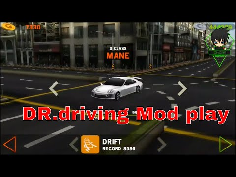 Dr.Driving | Playing crack version | 120+ Speed with S class car | EMON The Gamer.
