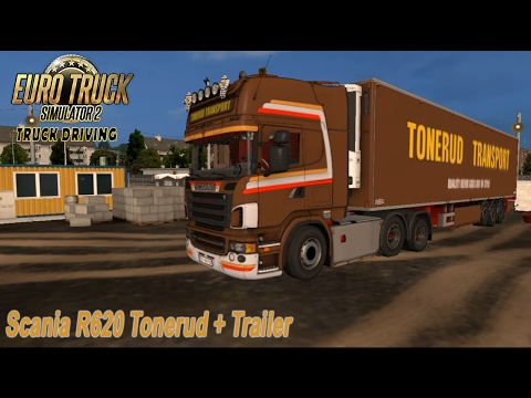 Scania R620 Tonerud Combo
