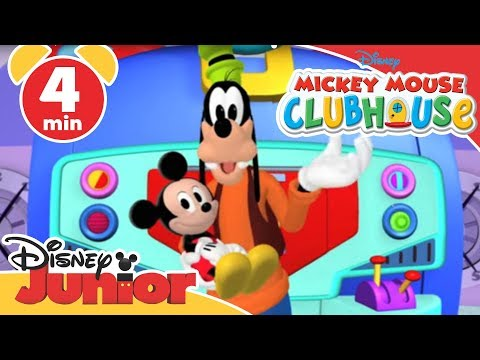 Mickey Mouse Clubhouse | Goofy Babysitter | Disney Junior UK