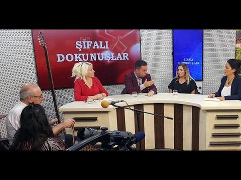 Nilgün Yeşim ile şifalı dokunuşlar programı..