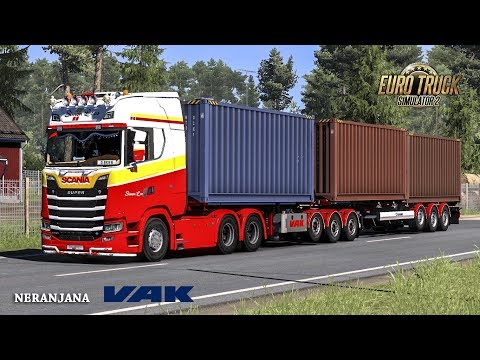 VAK Trailers v2.2 by Kast
