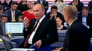 ШОк! Путин о Януковиче и Крыме