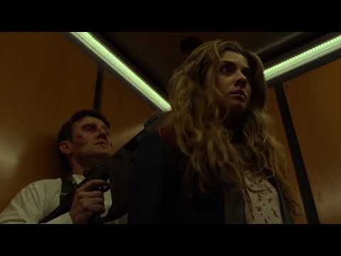 Punisher Elevator Fight Scene   The Punisher  S2E13 2019 1080p 30fps H264 128kbit AAC