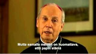Pappien vuosi: Video Opus Dein prelaatilta