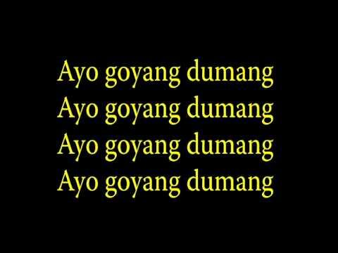 Video Cita Citata - Goyang Dumang With Lyrics download in MP3, 3GP, MP4, WEBM, AVI, FLV January 2017