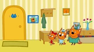 Три кота | Кот без забот | Серия 94 | Мультфильмы для детей