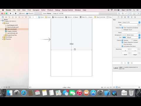 ScrollView Xcode 6 (Swift) Beginners IOS 8