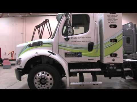 Грузовики Freightliner Natural Gas Trucks
