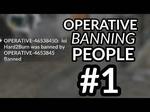 Critical Ops - Trolling: Operative Banning People #1 (Funny Moments)