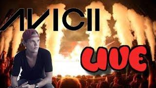 Avicii Live @ Vienna Truetour 2014.07.19 //Full Show [HD]