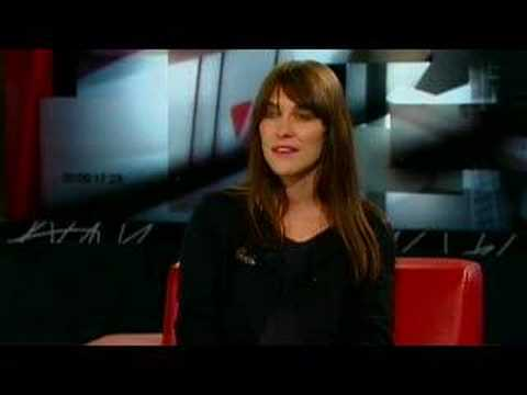 Feist - Canadian singer and songwriter, Leslie Feist, is on The Hour with George Stroumboulopoulos.