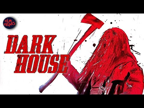 DARK HOUSE a.k.a. Haunted Full movie | HORROR Movie with TOBIN BELL