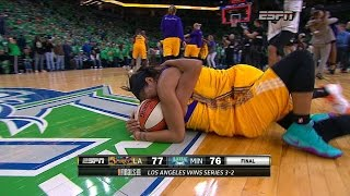 AMAZING ENDING to the 2016 WNBA Finals!!! by WNBA