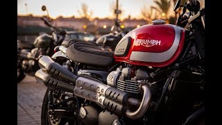 4. 2017 Triumph Street Scrambler