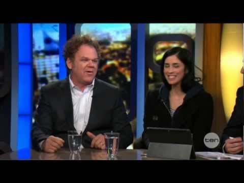 John C. Reilly - John C. Reilly & Sarah Silverman interview on 'The Project' - Wreck-It Ralph Wreck-It Ralph is a 2012 American 3D computer-animated family-comedy film produc...