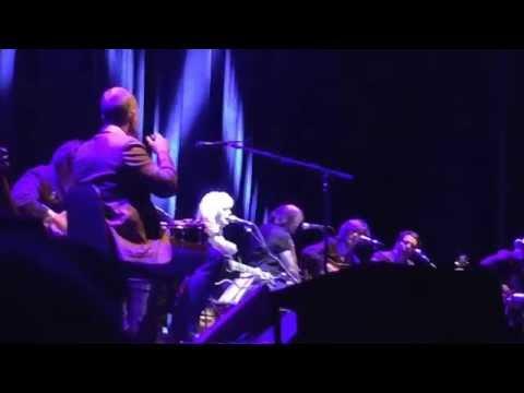 "Emmylou Harris, Daniel Lanois ""Blackhawk"" song by Daniel Lanois (Massey Hall, Toronto, 14 Oct 2016)"