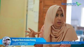 Pengelola Bisnis Investasi Bodong