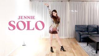 JENNIE - 'SOLO' Dance Cover   Ellen and Brian