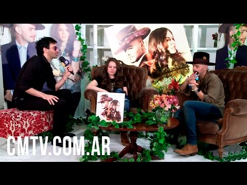 Jesse Y Joy video Entrevista Argentina - Noviembre 2015