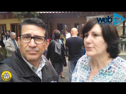 INAUGURACAO UBS ALDEIA INDIGENA ARACAI EM PIRAQUARA FALAMOS COM MARISTELA ZANELLA