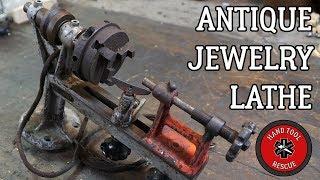 Video Antique Jewelry Lathe [Restoration] MP3, 3GP, MP4, WEBM, AVI, FLV Februari 2019