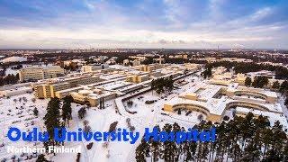 Alkutalven iloksi kävin lennättelemässä Oulun Yliopistollisen sairaalan ympärillä. Rakennus on massiivinen ja tulee harvemmin...