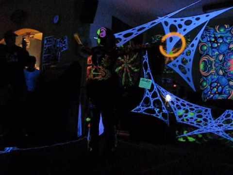 UV Show, Psylocybernautika