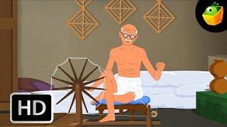 Gandhi - Children Tamil Nursery Rhymes Chellame Chellam Volume  6