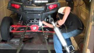 8. HOW TO INSTALL AN ALBA RACING SLIP ON EXHAUST RZR XP