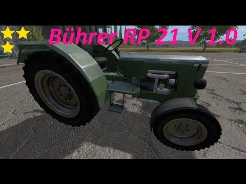 Buhrer RP 21 v1.0