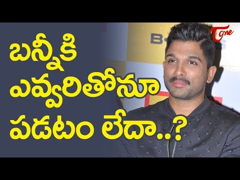 Allu Arjun Making Tamil Makers To Wait For HIM