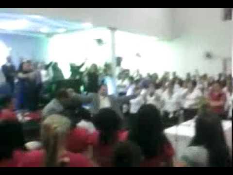 culto Festivo Assembléia De Deus Ministério Missão em Itabaiana/se
