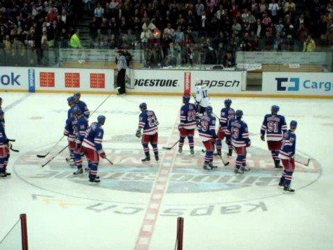 NHL v Praze