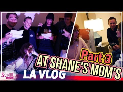 Behind The Scenes At Shane Dawson Mom S Place