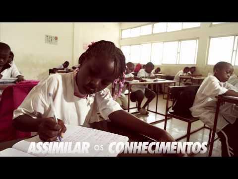 Angola cresce com mais escolas