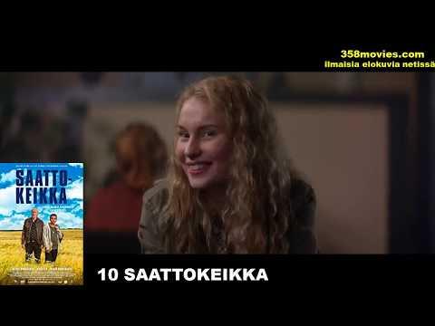 Suomen Katsotuimmat Kotimaiset Elokuvat Vuonna 2017 (Parhaat 10)