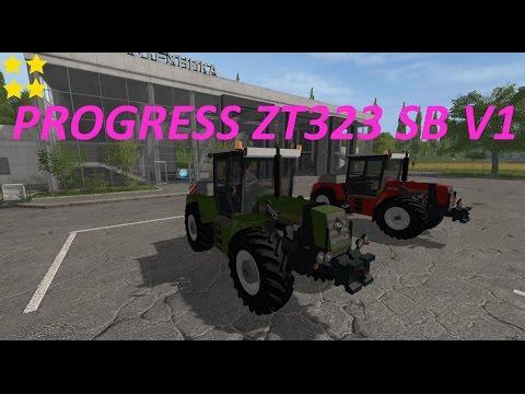 Progress ZT323 SB (articulated arm) V1.0