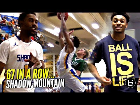 SHADOW MOUNTAIN Brought Out The SAUCE For Their 67th WIN IN A ROW vs Arizona Teams! TOO OP! (видео)