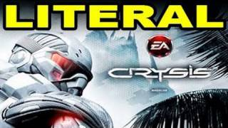 Video LITERAL Crysis 2 Trailer MP3, 3GP, MP4, WEBM, AVI, FLV Desember 2017