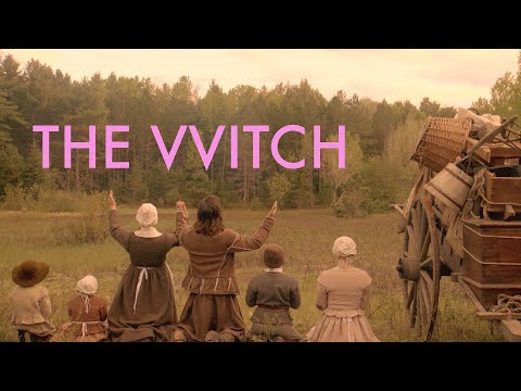 The Witch as a Wes Anderson Movie