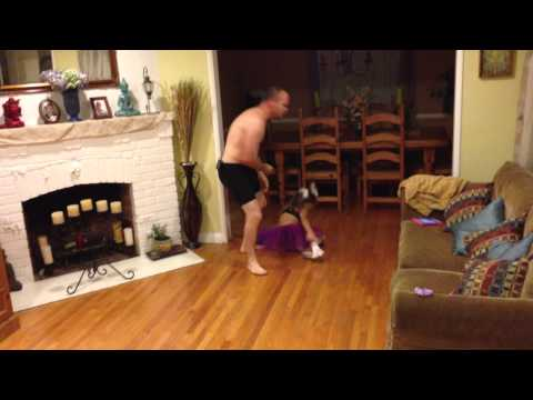 Dancing With My Dad #1 - Light As A Feather