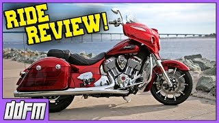 7. 2017 Indian Chieftain Elite Specs and Indian Chieftain Elite Review by Motos With Matt!