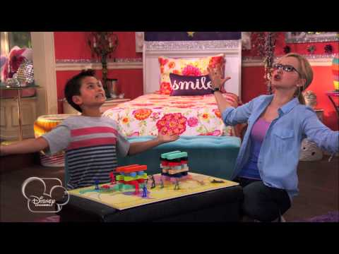 Liv And Maddie | Sleep-a-Rooney ✨ | Disney Channel UK