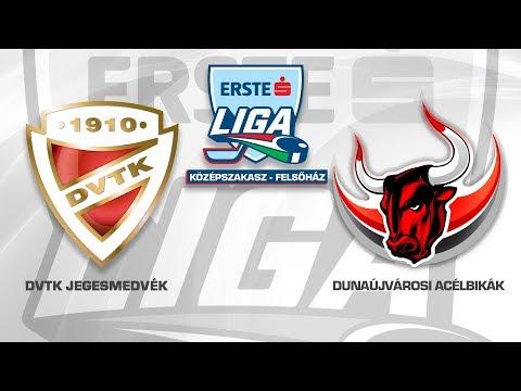 Erste Liga 151: DVTK Jegesmedvék - DAB 5-2