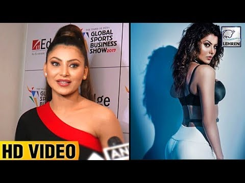 Urvashi Rautela's Reaction On Hate Story 4 Poster